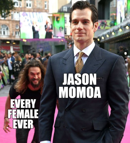 10 Bizzare Jason Momoa Memes From 2018 Thatll Make You Laugh Until