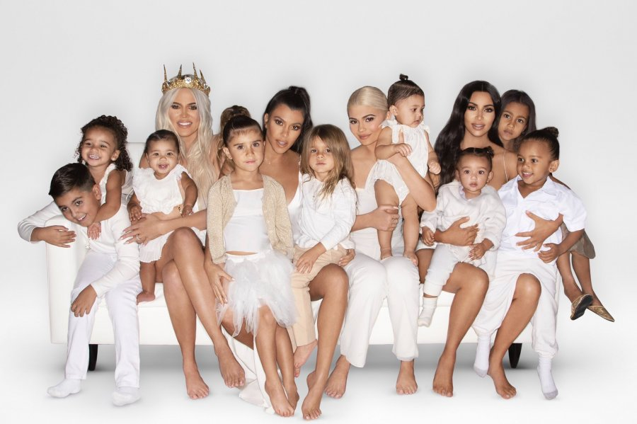 See All Kardashian-Jenner Christmas Cards Released So Far and Read Why Kendall Isn't in 2018 Pic