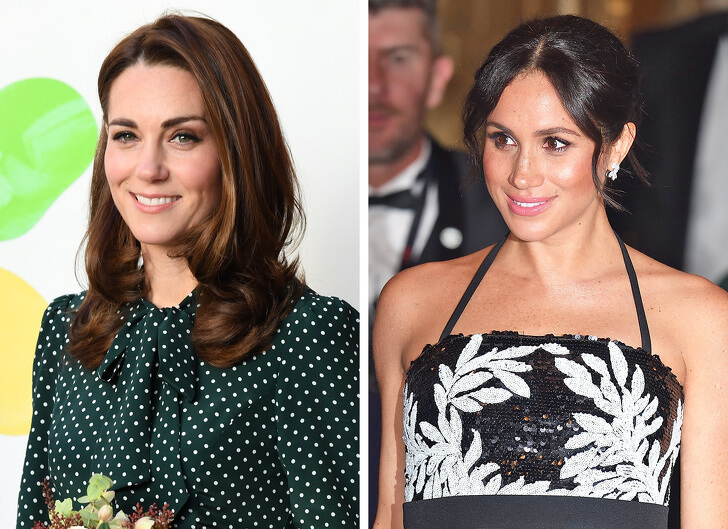 OMG, That's Geniusly! 9 Super-Easy Tricks Kate Middleton and Meghan Markle Regularly Use to Look Perfect in Every Photo