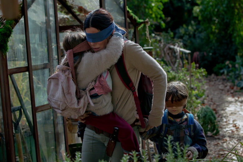 Netflix's Version of 'Quiet Place'? Things to Know About Post-Apocalyptic Thriller 'Bird Box' with Sandra Bullock
