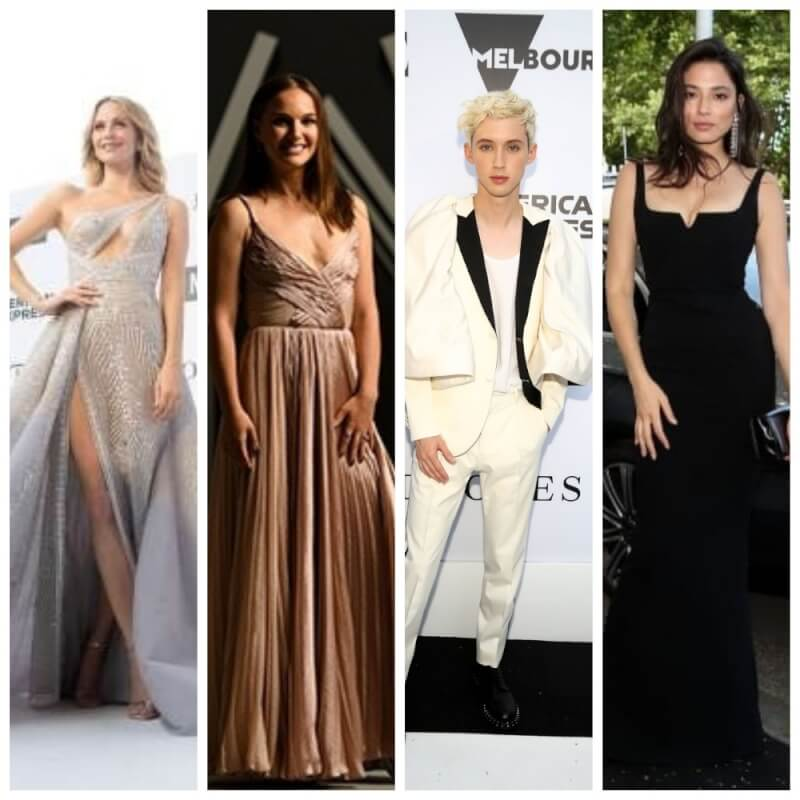 Australian Answer to Met Gala - See Natalie Portman and 8 More Best Dressed Celebs on NGV Gala 2018