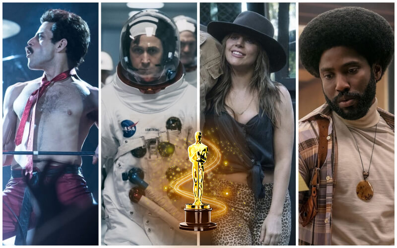 "Oscar Predictions 2019: ""First Man,"" ""Black Panther"" and Other Possible Nominations"