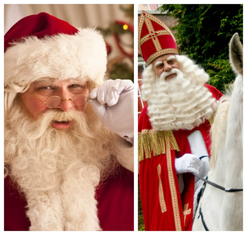 'Santa' Is a Woman? Here's What Santa Claus Looks Like in 8 Countries Around the World