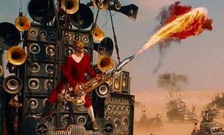 7 Magical Movie Scenes That Unbelievable Were NOT Made With CGI - One Flame-Throwing Guitar, Please (PART 2)