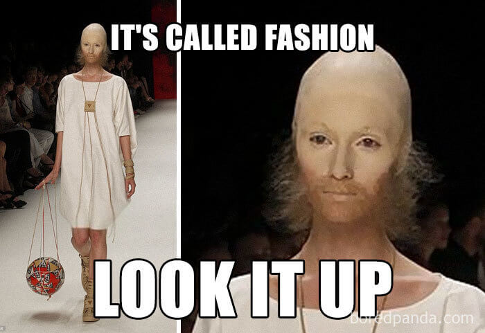 10 Most Hilarious Fashion Memes - Can You Believe These Are REAL Fashion Items?