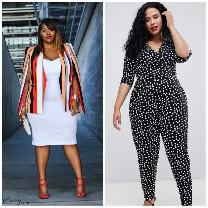 e90062607ed 9 Most Stylish Plus-Size Outfit Ideas for Spring 2019 – Time to Update Your  Wardrobe