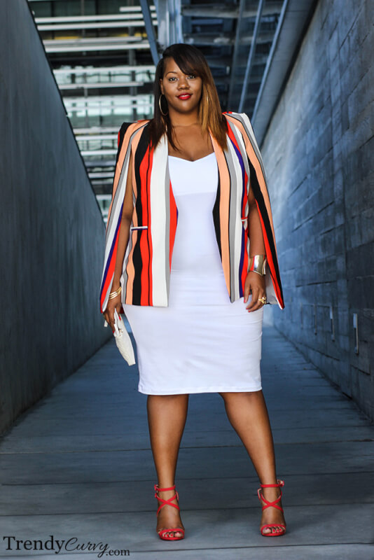 a562381bca3 9 Most Stylish Plus-Size Outfit Ideas for Spring 2019 – Time to Update Your  Wardrobe