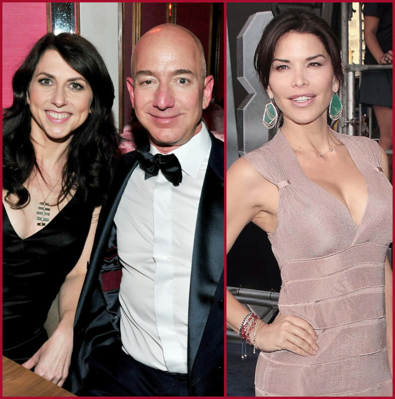 Jeff Bezos Divorce: Amazon CEO Accuses National Enquirer of Blackmail and Threatening to Publish Nude Pics With Girlfriend Lauren Sanchez