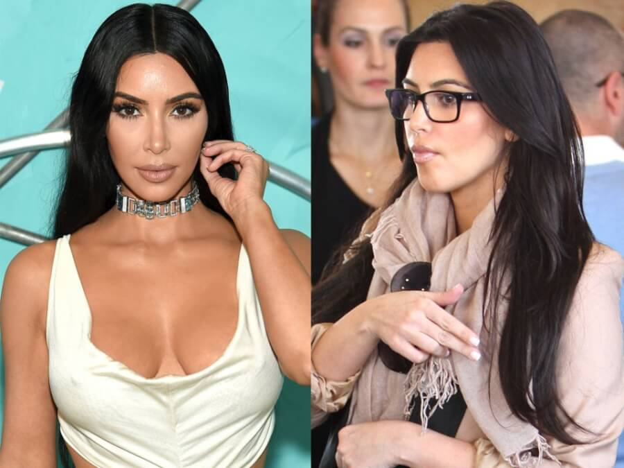 Kim Kardashian, Rihanna, J Lo and 5 Other Celebs You Didin't Know Wear Glasses and Look Super Hot