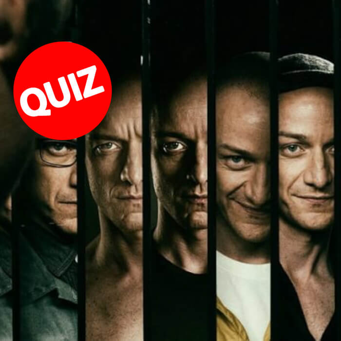 """QUIZ: Which """"Split"""" and """"Glass"""" Personality Would You Be?"""