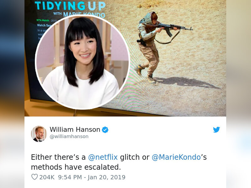 She'll Make It Spark Joy! 9 Hilarious Reactions To Netflix's Glitch With Marie Kondo's Series Cover