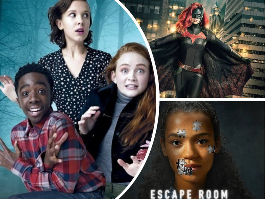 Nexter Movie News: 'Stranger Things' Season 3 Teaser and Premiere Date, New 'Punisher' Trailer and 'Escape Room' Premiere