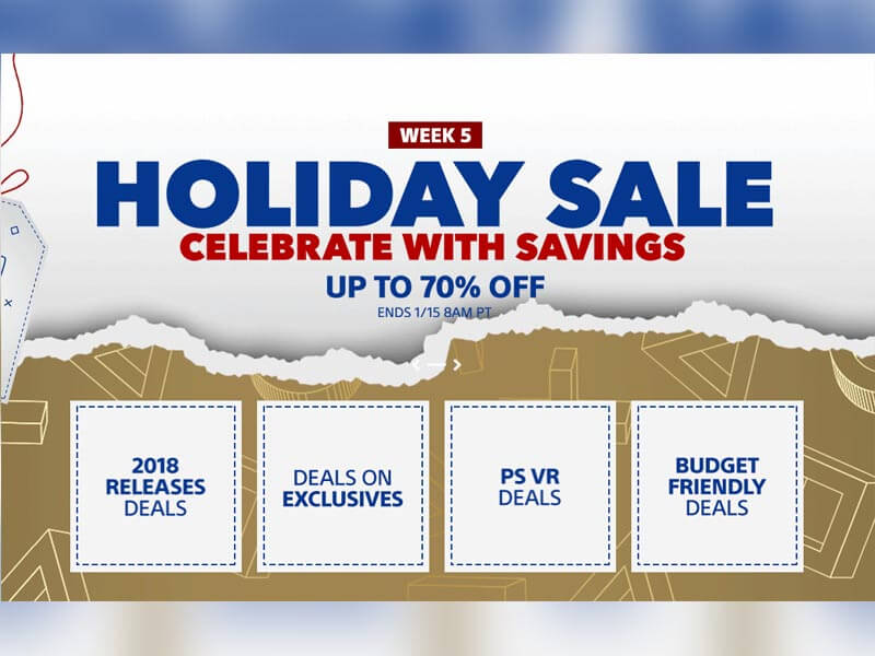 UNBELIEVABLE PlayStation Christmas Sale 2018: Spider-Man, Batman: Arkham VR + Other Best Holiday Deals
