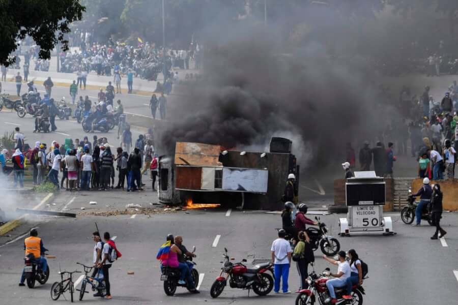 Venezuela Protests: Opposition Leader Guaidó Declares Himself President - All You Need to Know