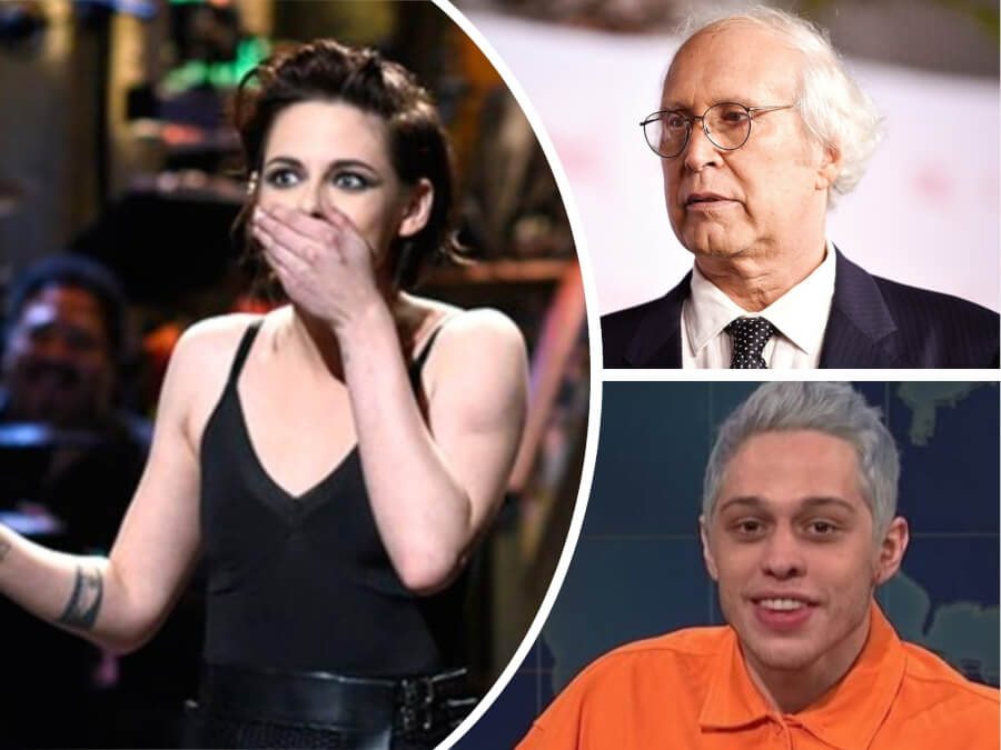 8 Biggest SNL Scandals - F-Bombs, Insensitive Jokes and Much More