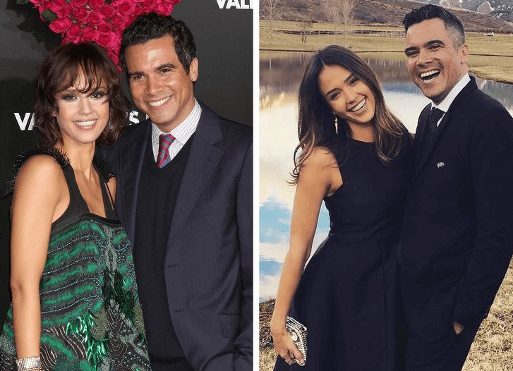 Jessica Alba And Cash Warren 6 Other Celebrity Couples Who Seem To