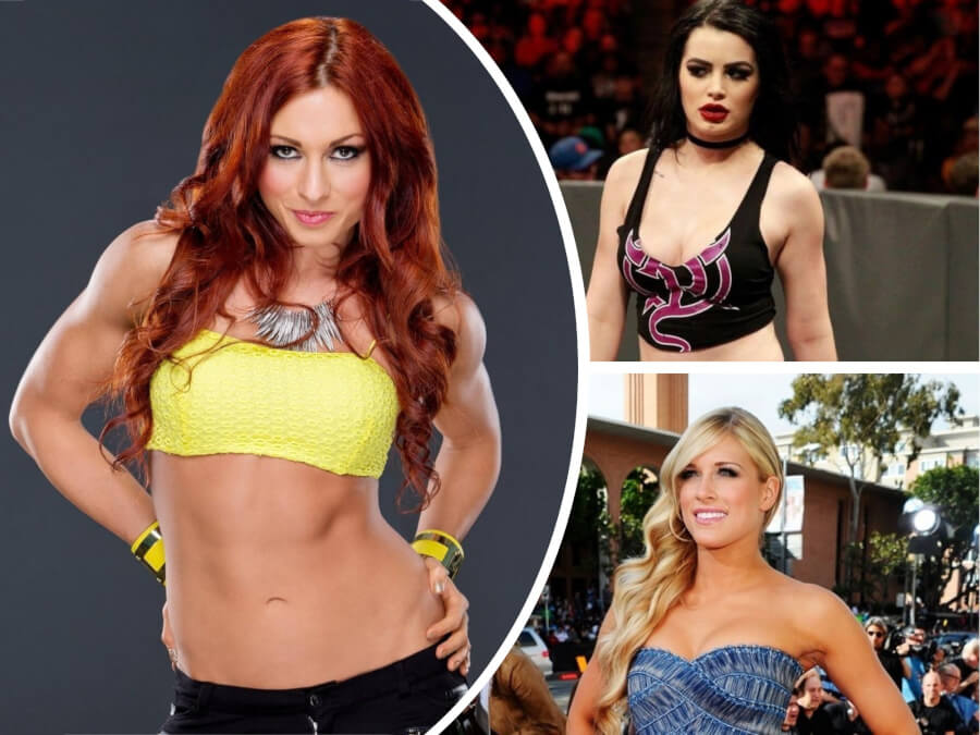 7 Most Famous Female Professional Wrestlers - Don't Mess With These Girls