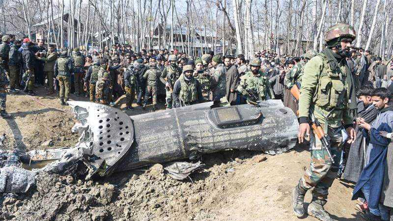 Pakistan-shoots-down-two-Indian-fighter-jets-pic1