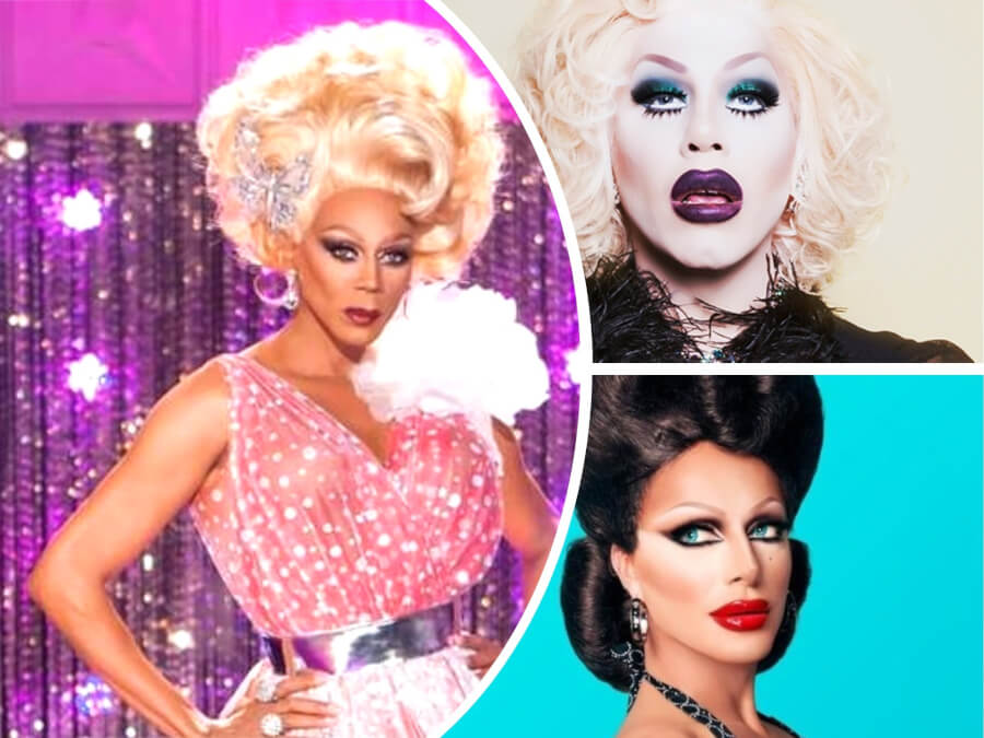 Rainbow List: 7 Famous and Fabulous Drag Queens for 2019