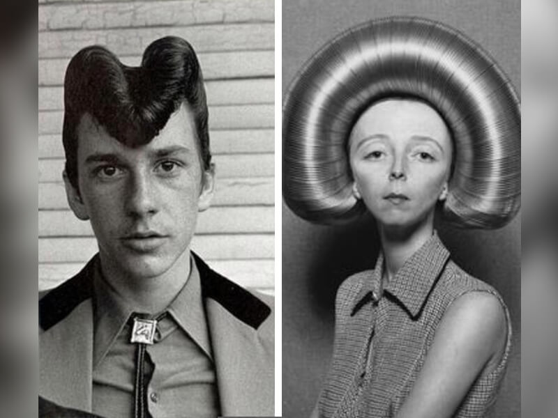 10 Bizarre Retro Hairstyles - We Wish They Were Gone for Good