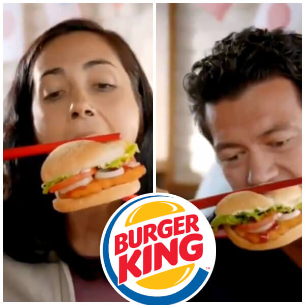 Burger King's Racist Chopsticks Ad + 9 More TOP Brands and Famous People Involved in Cultural Insensitive Scandals