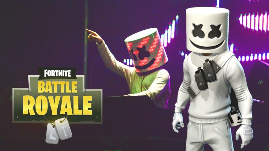 Fortnite x Marshmello Concert Event: All Details + How to Watch LIVE