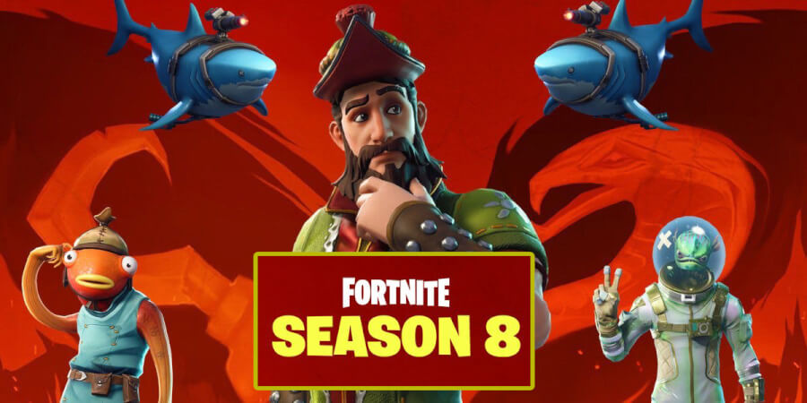 Aaarrrr! Fortnite Season 8 Rumors: Pirates Theme and Leaked Location INSIDE