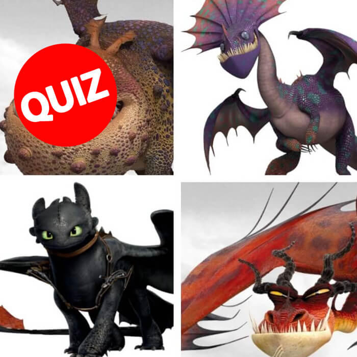 QUIZ: Which Dragon from 'How to Train Your Dragon' Are You?