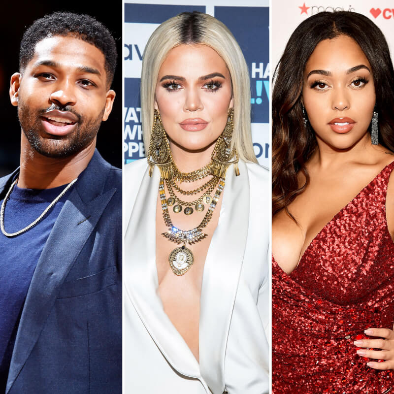 Tristan Thompson and Khloe Kardashian + 9 Unbelievable Cheating Stories From Celebs We Will Never Forget