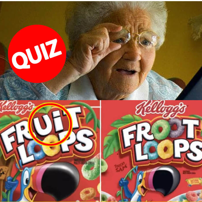 QUIZ: Take This Tricky Mandela Effect Test! (Food Edition)