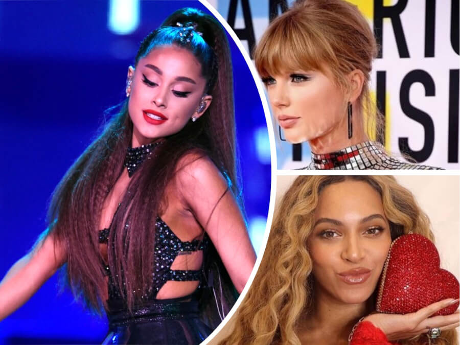 Ariana Grande's Breakthrough and 6 More Most Followed Women on Instagram