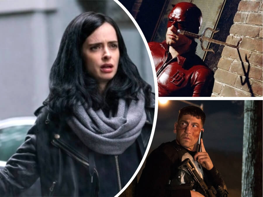 Jessica Jones, The Punisher + 6 Other Marvel Sequels That Were Canceled at the Last Minute