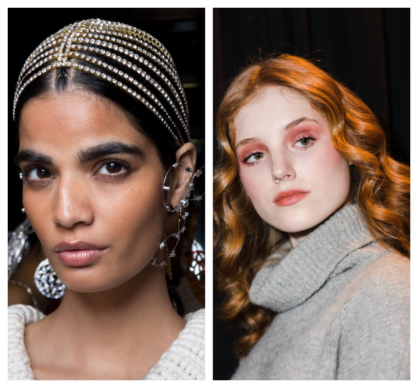 6 Huge Beauty Trends From New York Fashion Week 2019 You Can Easily Recreate At Home
