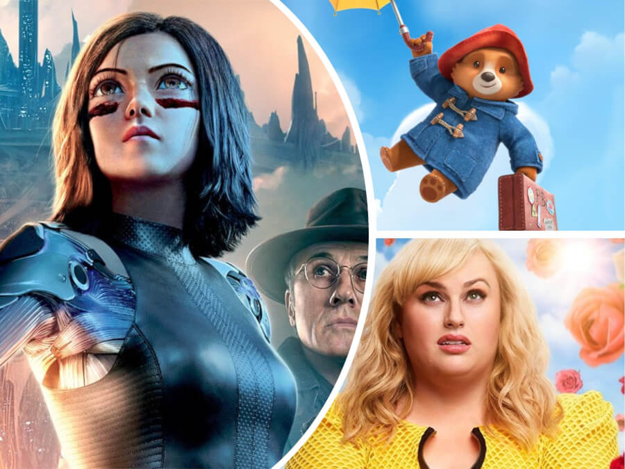 "Nexter Movie News: ""Alita: Battle Angel"", ""Isn't It Romantic"" Premieres, ""Aladdin"" and ""Tolkien"" News Trailers and Lots More"