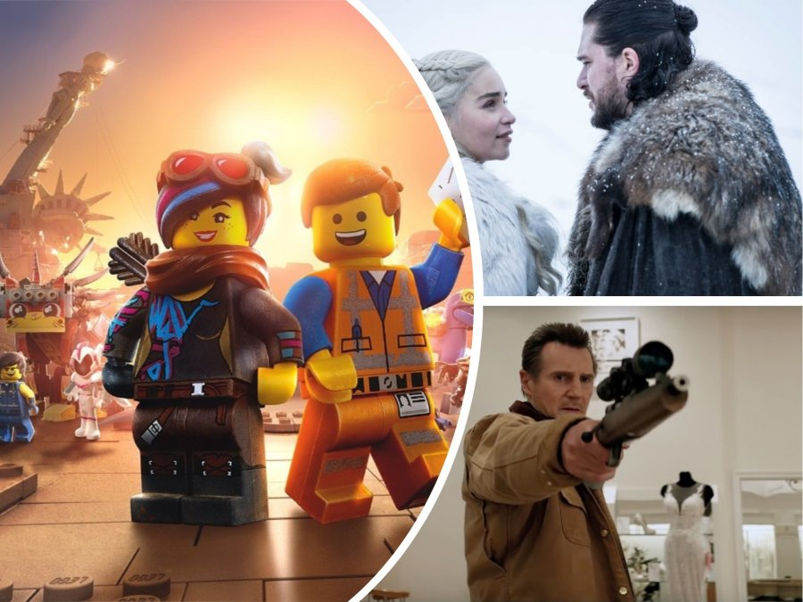 "Nexter Movie News: ""The LEGO Movie 2: The Second Part"" and ""Cold Pursuit"" Premieres, New ""Dumbo"" Trailer, ""Us"" Poster"