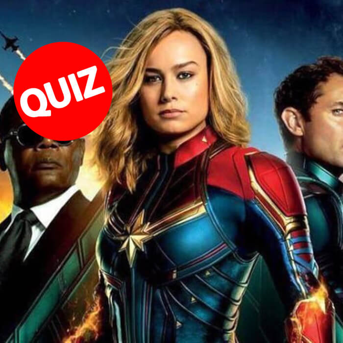 QUIZ: Which 'Captain Marvel' Character Are You?