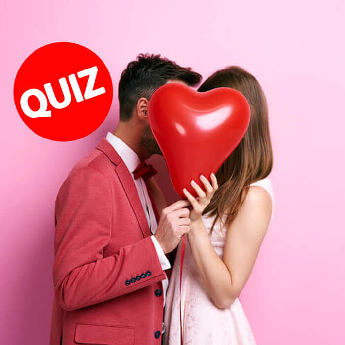 QUIZ: Where to Take Your Loved One on Valentine's Day