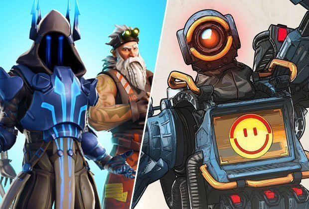 Apex Legends VS Fortnite: 7 Reasons Why Apex is Better