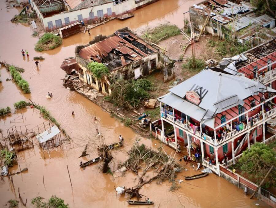 Devastating Cyclone Idai: Death Toll Rises to 750; Here's How Mozambique, Zimbabwe, and Malawi Look After Storm and Flooding