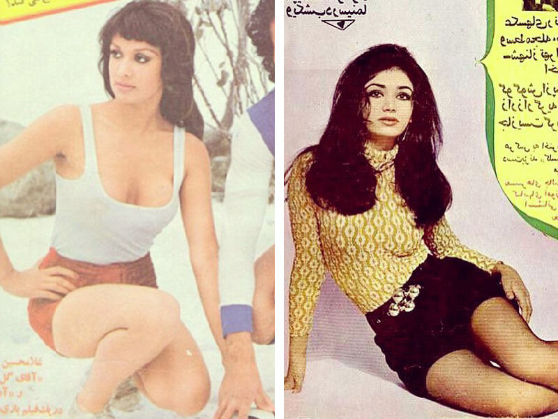 9 Unbelievable Photos of How Iranian Women Looked Like Before the 1979 Islamic Revolution