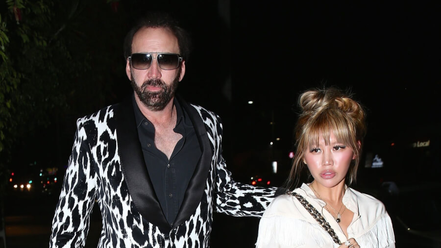 Nicolas Cage andErika Koike + 5 More Celebrity Couples That Had Shortest Marriages