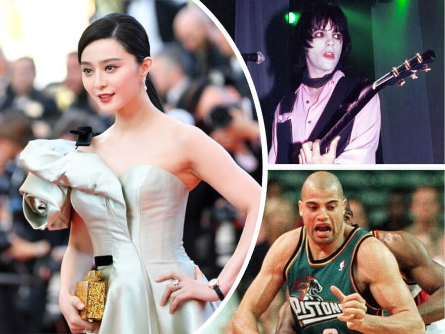 7 Celebrities Who Disappeared and We Still Don't Know Where They Are