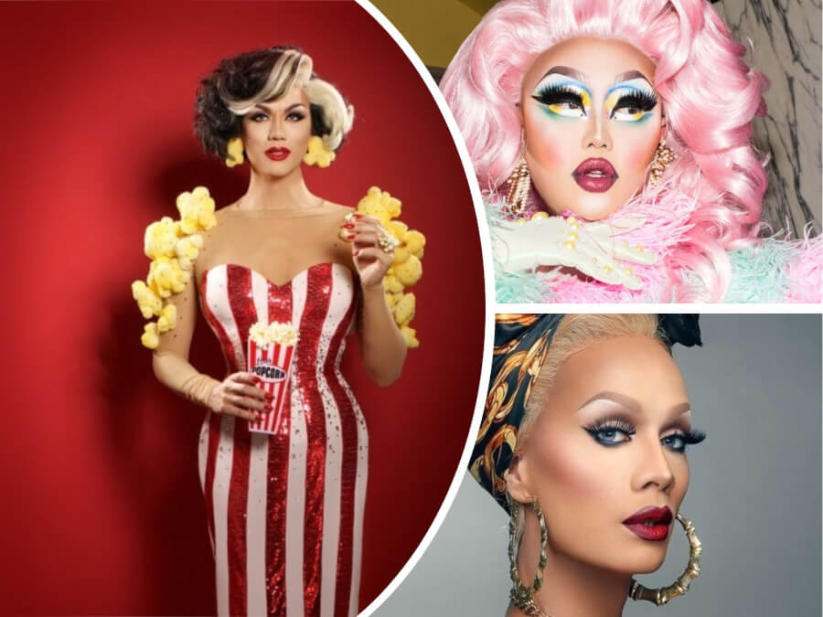 Rainbow List: 7 Famous Asian Drag Queens That Rock World With Their Fabulousness