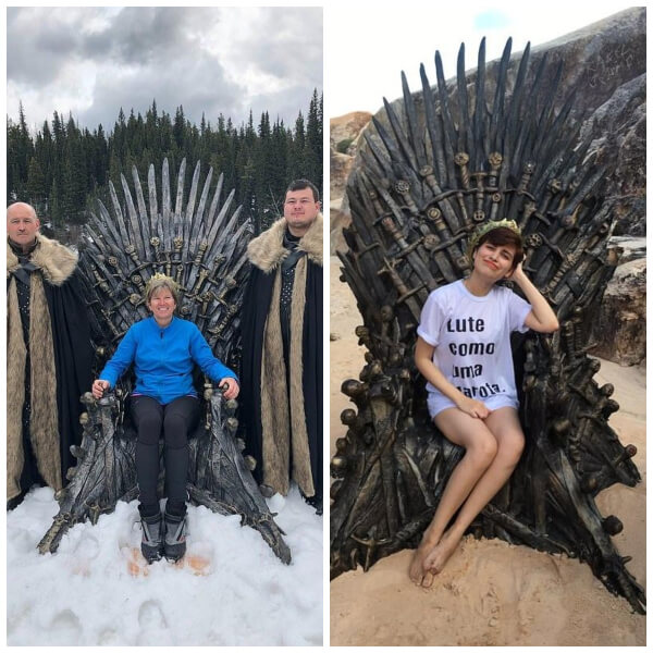 HBO Hid 6 Iron Thrones Worldwide to Promote GOT Season 8 - And You Still Has a Chance To Discover the Last One!