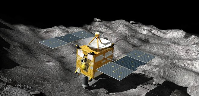 Risky Space Mission: Japan Plans to Bomb Distant Asteroid to Create Artificial Crater and Get Samples in April 2019