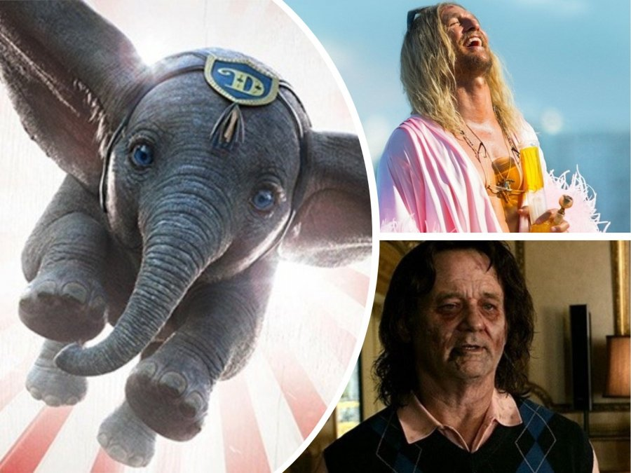 """Nexter Movie News: Touching """"Dumbo"""" Premiere, Unrecognizable McConaughey In """"The Beach Bum""""Release Date + Trailers"""