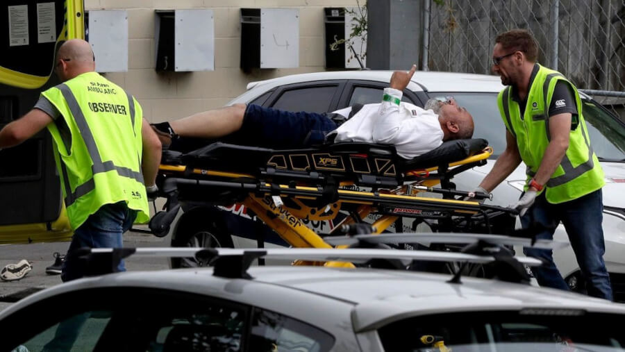 BREAKING! 49 Killed in Mass Shootings at New Zealand Mosques - What We Know About Gunmen