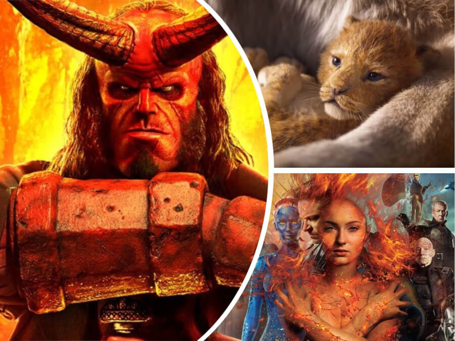 Nexter Movie News: 'Hellboy', 'X-Men: Dark Phoenix', 'Lion King', 'Detective Pikachu New' Trailers, 'Game of Thrones' Fresh Posters