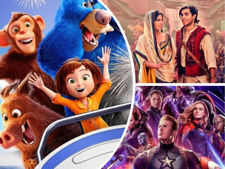 Nexter Movie News: 'Wonder Park' Premiere, 'Avengers: Endgame'  and 'Aladdin' New Trailers + More