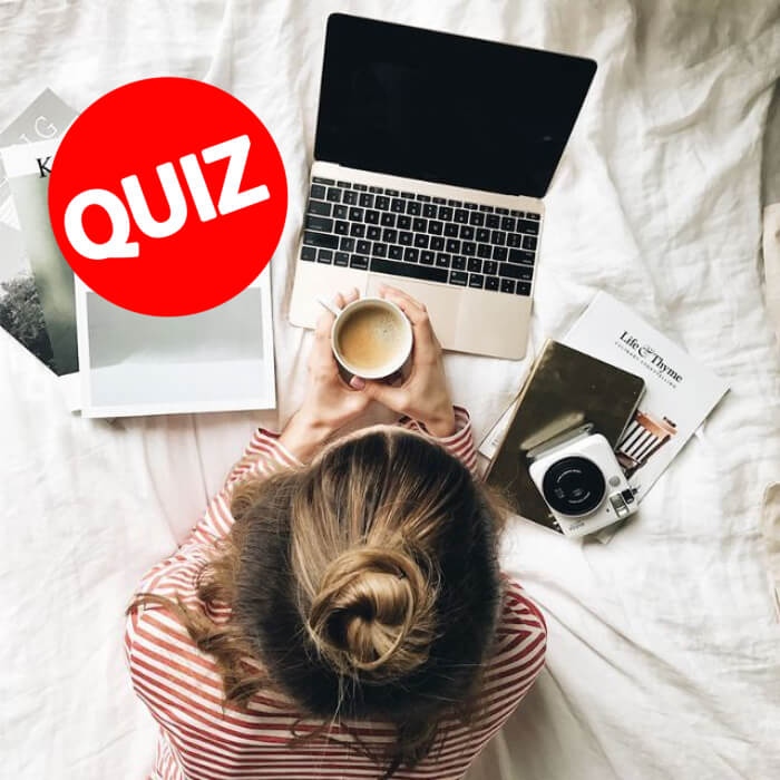 QUIZ: What Home Based Job Is Just For You To Make Money From Home?